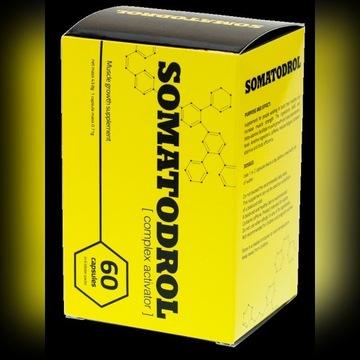 IRIDIUM SOMATODROL Podnieś testosteron +5km mięśni