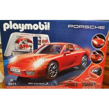 Playmobil zestaw 3911 samochód warsztat Porsche