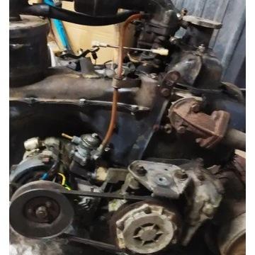 Silnik i skrzynia biegów kompletna Fiat 126p