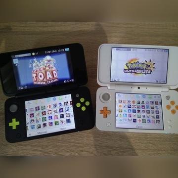 Nintendo new 3DS 2DS XL przerobienie CFW LUMA3D