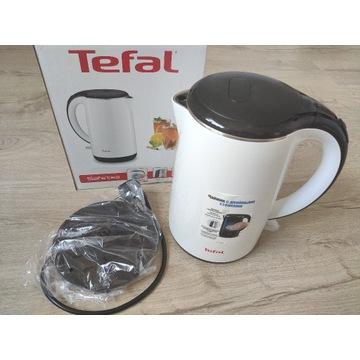 Czajnik elektryczny Tefal KO260130 2400 biały nowy
