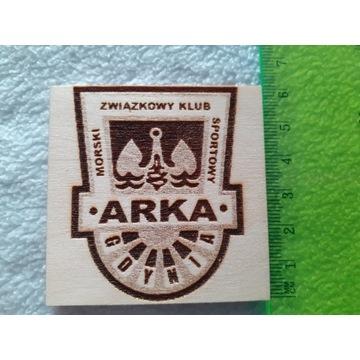 Logo Arka Gdynia 6 cm