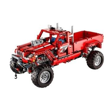 LEGO Technic Ciężarówka po tuningu oryginalne L-42