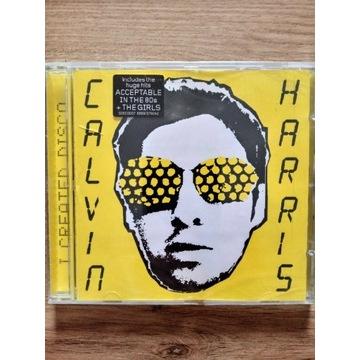 CALVIN HARRIS. I Created Disco NOWA !