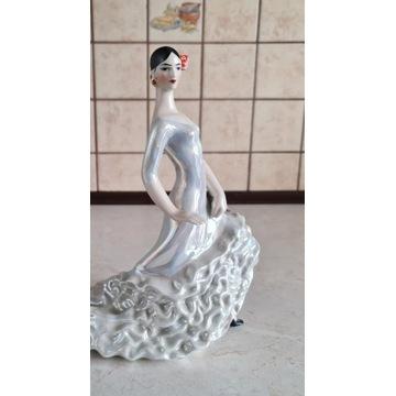 Figurka porcelanowa - DAMA