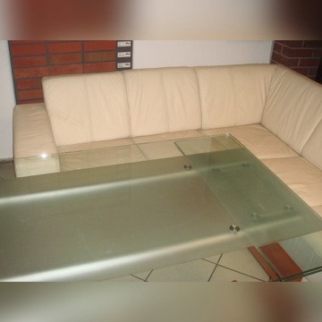 sofa skórzana narożnik