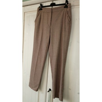 Spodnie damskie kratka ZARA BASIC r.L