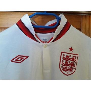 Koszulka piłkarskiej reprezentacji Anglii 2012