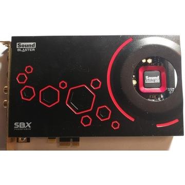 Karta Dźwiękowa Creative Soundblaster ZxR