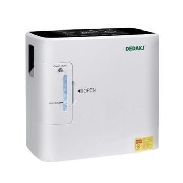 Koncentrator tlenu wysyłka 24H DEDAKJ DE-1S