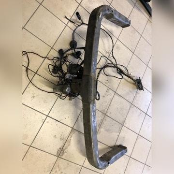 Audi a4 b6 hak holowniczy wypinany kompletny