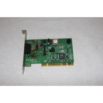 karta PCI faksmodem FM-56 PCI-ESS V-ESS-A