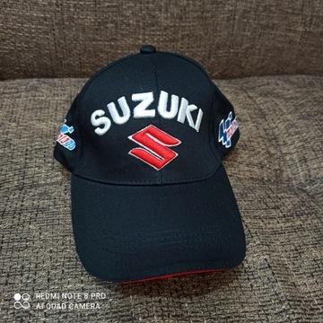 Czapka bejzbolówka logo samochodowe Suzuki