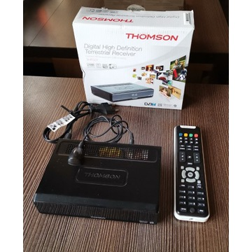 Tuner DEKODER Cyfrowy DVBT HD THOMSON 501 HDMI USB