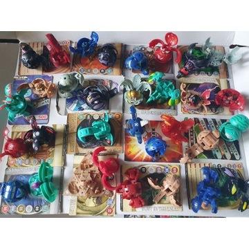 Bakugan - kolekcja z kartami i pudełkiem