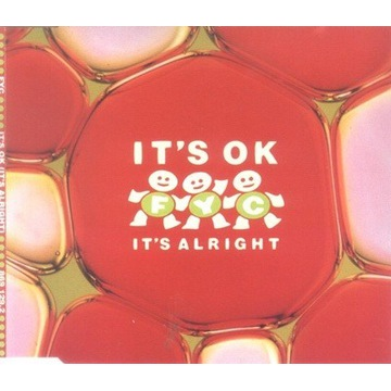 FINE YOUNG CANNIBALS-IT'S OK IT'S ALRIGHT-MAXI CD