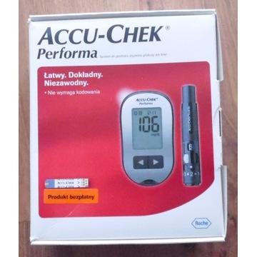 Glukometr m-ki Accu-Chek Performa