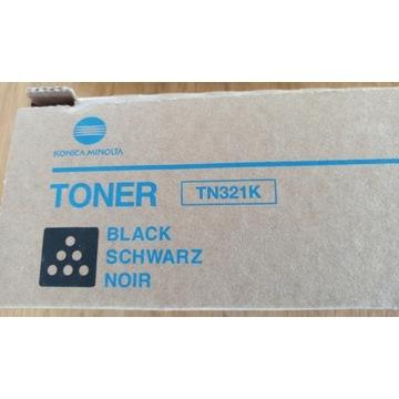 Toner Konica Minolta TN321K BALCK oryginał