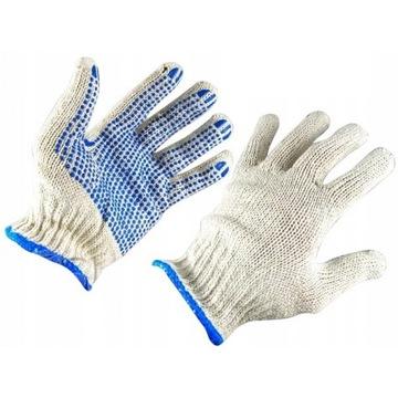 Rękawice ochronne,robocze Working Gloves 5 par 10