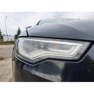 Lampa Audi A6 C7  xenon, ksenon, prawy, przedlift.