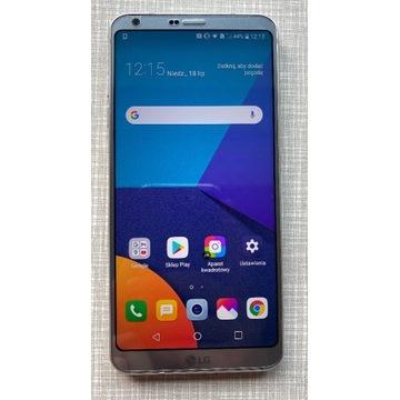 telefon LG G6 srebrny