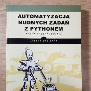 Automatyzacja nudnych zadań z Pythonem
