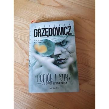 """Książka """"Popiół i kurz"""""""