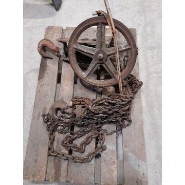 Wciągarka łańcuchowa 3 tony