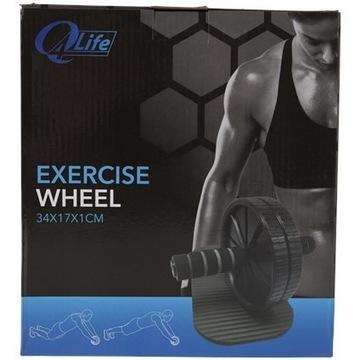 kółko treningowe Q4Life Wraz z matą pod kolana