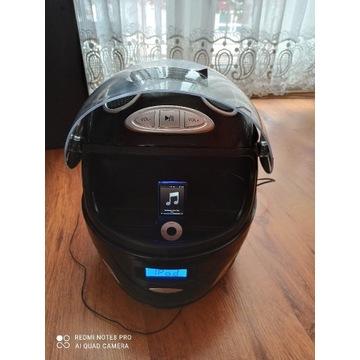 Odtwarzacz radio HELMET FWH-OO1 iPodA1285 gratis