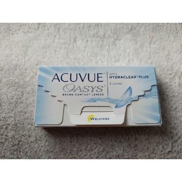 Soczewki kontaktowe Acuvue Oasys (-6.00)