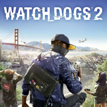 WATCH DOGS 2  UPLAY VIP  +150 gier STEAM   AUTOMAT
