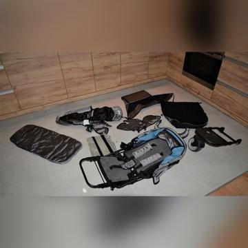 Wózek Mutsy Active gondola+spacerówka