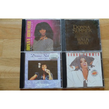 Donna Summer - kolekcja, zestaw, płyty CD