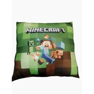 Poduszka jasiek Minecraft 40x40