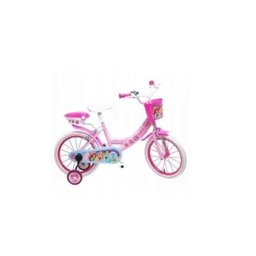 Rower DISNEY Księżniczka Princess 14 '' Różowy