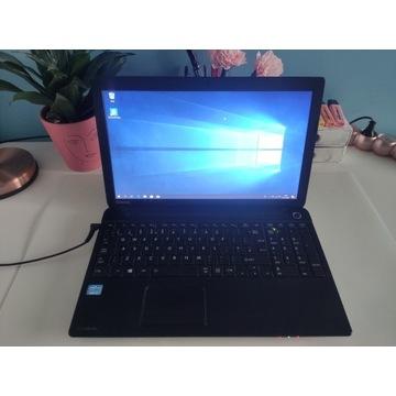 Laptop do Nauki Toshiba i3/4GB/500GB/Intel HD 4000