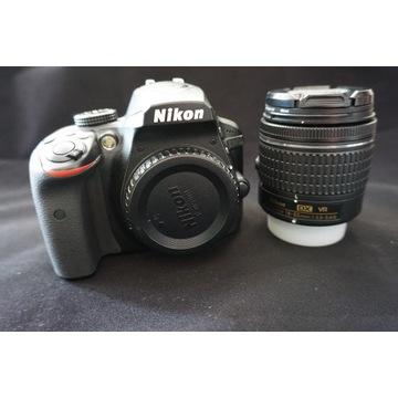 Nikon D3400 +AF-P DX Nikkor 18-55 mm f/3.5-5.6GVR