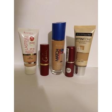 Kosmetyki różne marki