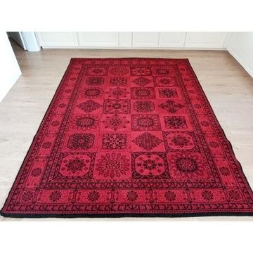 Piękny orientalny wełniany dywan 170x230cm