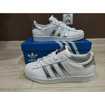Adidas Superstar r.40 NOWE
