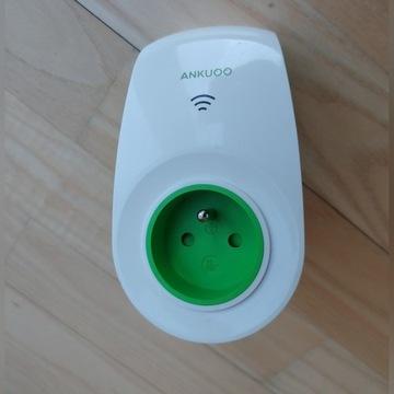 Gniazdka WiFi standard PL pomiar prądu energii