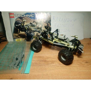 Lego Technic 8465 Extreme Off-Roader