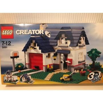 Lego Creator 5891 3 w 1. Jak nowe. Unikat.