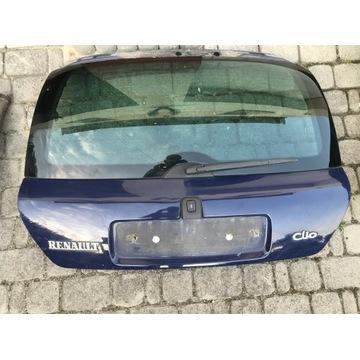 Klapa bagażnika Clio 2 2000r