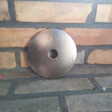 Obciążenie, ciężarek na siłownię otwór 30mm 1,5kg