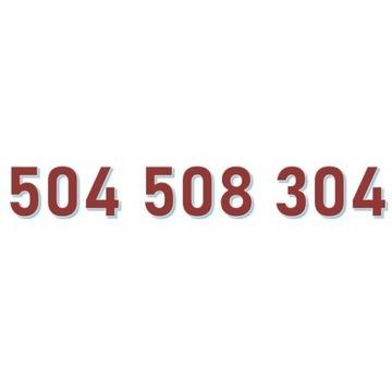 504 508 304 ORANGE ŁATWY ZŁOTY NUMER starter