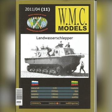Landwasserschlepper W.M.C Models 1:25