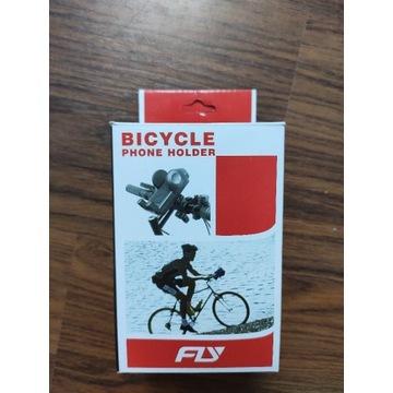 Uchwyt rowerowy na telefon solidny
