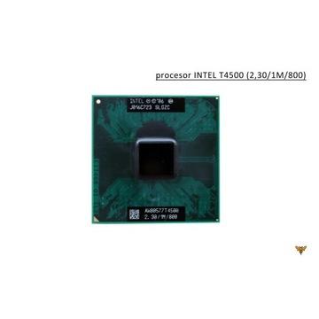 procesor Intel T4500